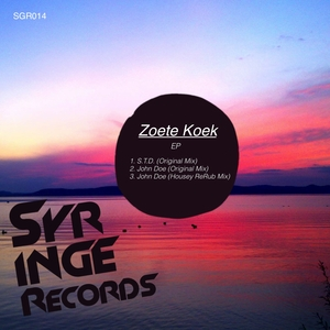 ZOETE KOEK - STD EP