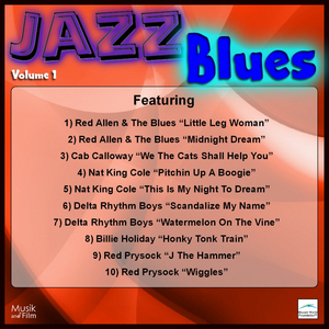 VARIOUS - Jazz Blues, Vol  4