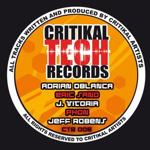 J VITORIA/PHON/ERIC SAND/ADRIAN OBLANCA/JEFF ROBBENS - CTR 006