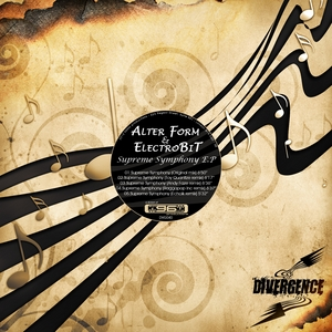 ALTER FORM/ELECTROBIT - Supreme Symphony EP