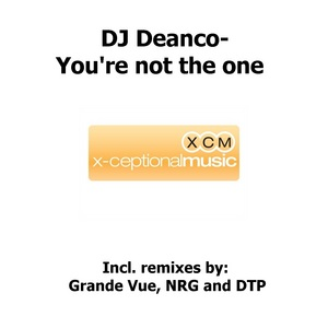 DJ DEANCO - You Are Not The One