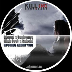 DISEPT/FUNKWARE/HIGH FEEL/SUBSID - Stories About You EP