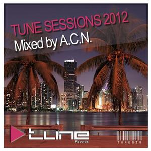 VARIOUS - Tune Sessions 2012 Mixed by ACN