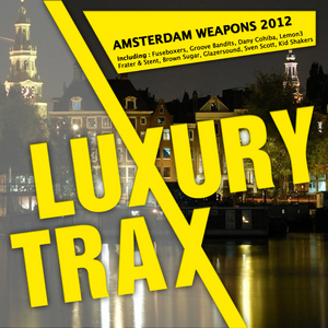 VARIOUS - Amsterdam Weapons 2012