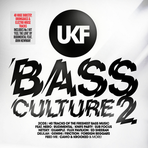 VARIOUS - UKF Bass Culture 2 (unmmixed tracks)