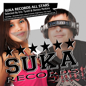 TYRELL, Eric/DENICE PERKINS/VARIOUS - Suka Records All Stars (selected by Eric Tyrell & Denice Perkins)