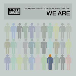EARNSHAW, Richard presents MODIFIED PEOPLE - We Are