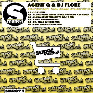AGENT Q/DJ FLORE feat EMMA STREET - Perfect Day 2012
