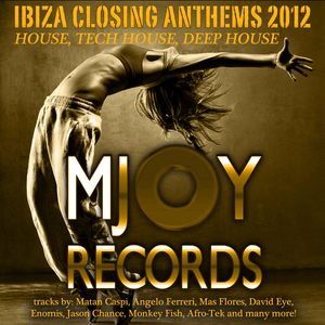 VARIOUS - Ibiza Closing Anthems 2012 House Tech House Deep House