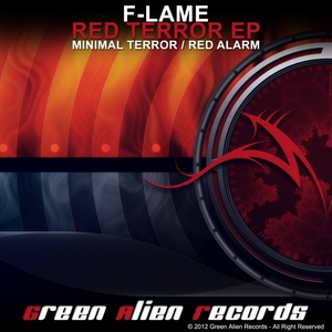 F LAME - Red Terror EP