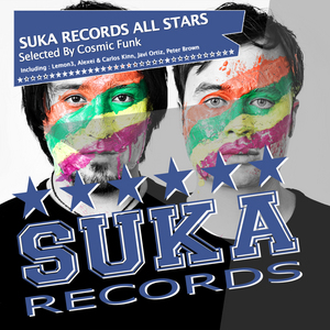 COSMIC FUNK/VARIOUS - Suka Records All Stars (selected By Cosmic Funk)