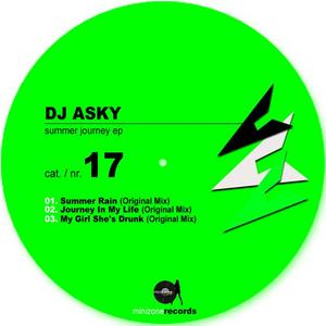 DJ ASKY - Summer Journey EP