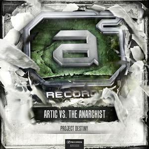ARTIC VS THE ANARCHIST - A2 Records 035