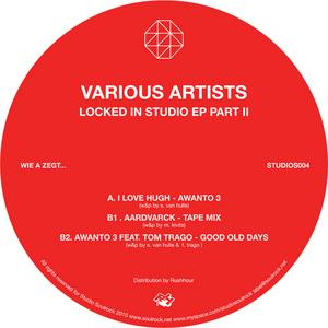 AWANTO 3/AARDVARCK/TOM TRAGO - Locked In Studio EP Part 2