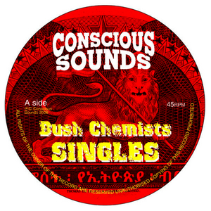 LUTAN FYAH/BUSH CHEMISTS - Singles Vol 1