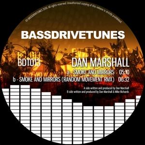 MARSHALL, Dan/RANDOM MOVEMENT - Smoke & Mirrors