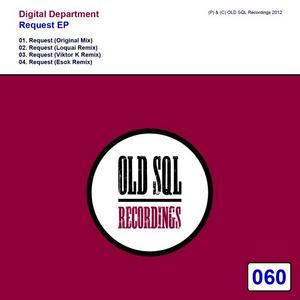 DIGITAL DEPARTMENT - Request EP
