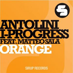 ANTOLINI I PROGRESS feat MATTEO SALA - Orange