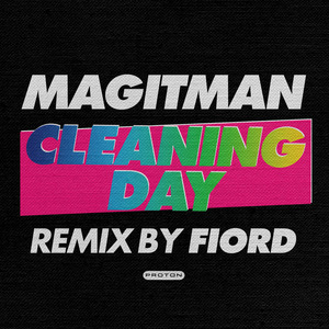 MAGITMAN - Cleaning Day