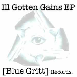 JAMIE D - Ill Gotten Gains EP