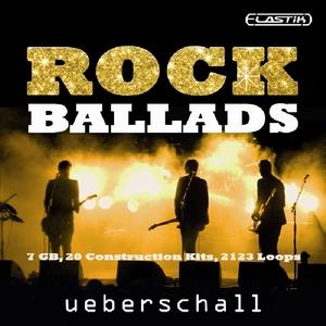UEBERSCHALL - Rock Ballads (Sample Pack Elastik Soundbank)