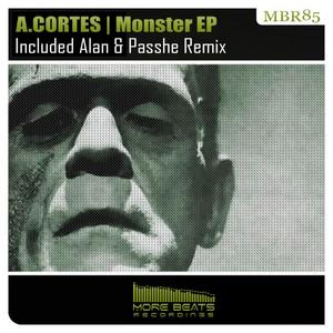 A CORTES - Monster EP