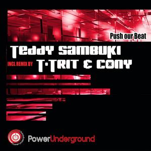SAMBUKI, Teddy - Push Our Beat EP