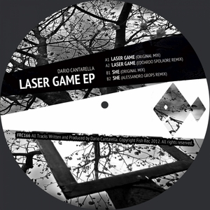 CANTARELLA, Dario - Laser Game EP