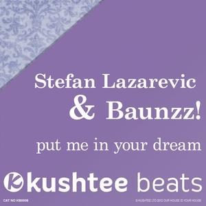 LAZAREVIC, Stefan/BAUNZZ - Put Me In Your Dream