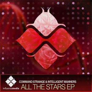 COMMAND STRANGE/INTELLIGENT MANNERS - All The Stars EP
