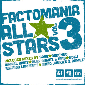 VARIOUS - Factomania All Stars Vol 3