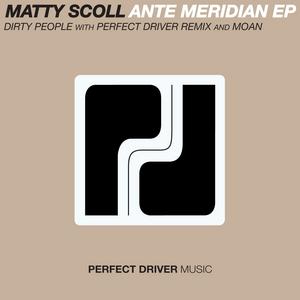 SCOLL, Matty - Ante Meridian EP