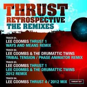 COOMBS, Lee - Thrust Retrospective (The remixes)