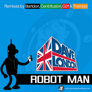LONDON, Dave - Robotman
