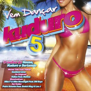 VARIOUS - Vem Dancar Kuduro 5