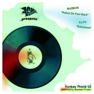 EU PE/NIC 2 BIRILLI - Honkey Phonk Artist EP