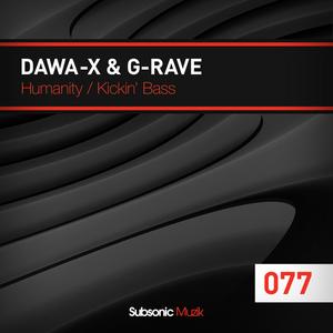 DAWA X/G RAVE - Humanity