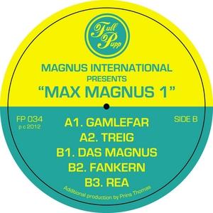 MAGNUS INTERNATIONAL - Max Magnus 1