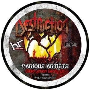 KB, Leon/GRUBIAN/SWES/PSYCHO CHOK - Destruction Derby EP