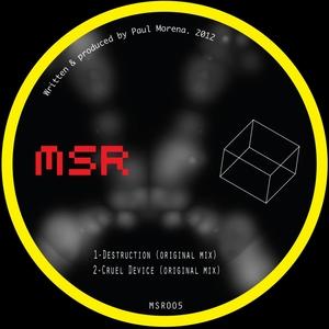 MORENA, Paul - MSR005