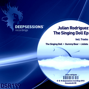 RODRIGUEZ, Julian - The Singing Doll EP