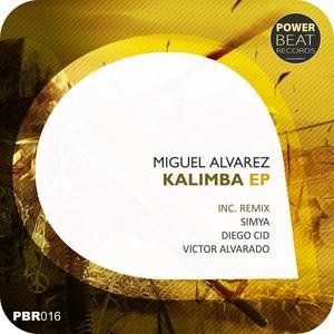 ALVAREZ, Miguel - Kalimba EP