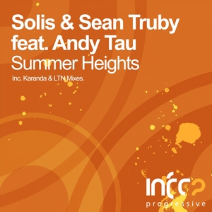 SOLIS/SEAN TRUBY feat ANDY TAU - Summer Heights
