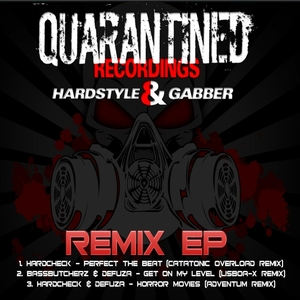 HARDCHECK/BASSBUTCHERZ & DEFUZA - Quarantined Red Remix EP