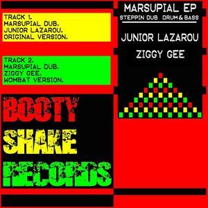 JUNIOR LAZAROU/ZIGGY GEE - Marsupial EP