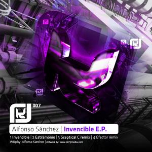 SANCHEZ, Alfonso - Invencible EP