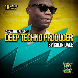 DALE, Colin - Deep Techno Producer (Sample Pack WAV/APPLE/LIVE/REASON)