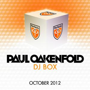 OAKENFOLD, Paul/VARIOUS - DJ Box October 2012