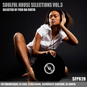 FISO DA COSTA/VARIOUS - Soulful House Selections Vol 3