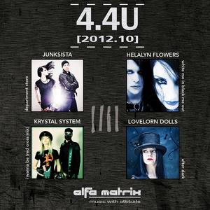 JUNKSISTA/HELALYN FLOWERS/KRYSTAL SYSTEM/LOVELORN DOLLS - 44U 2012 10